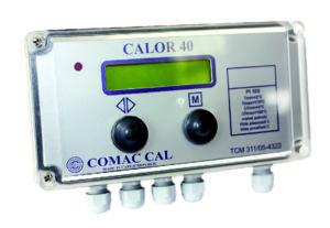 Měřič tepla Callor 40 od společnosti Comac CAL s.r.o
